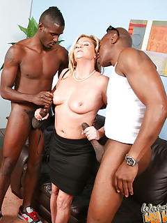 Mature Interracial Pics